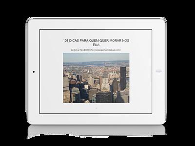 ebook para quem quer morar nos EUA