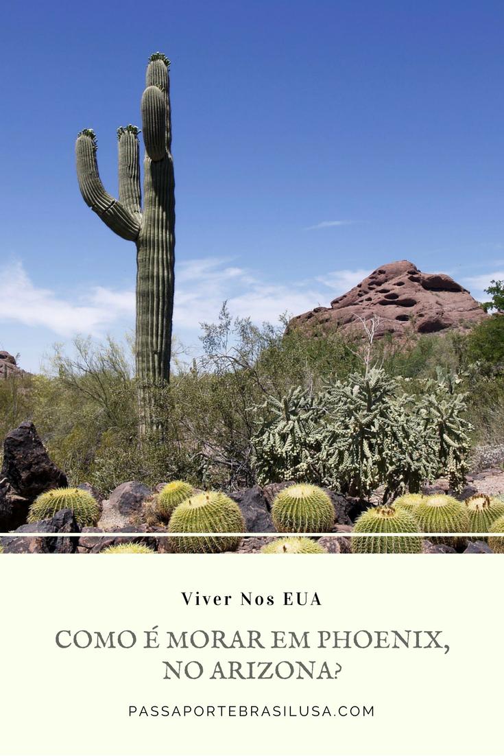 Como é morar em Phoenix? A vida de uma brasileira no Arizona- Viver nos EUA - passaportebrasilusa.com
