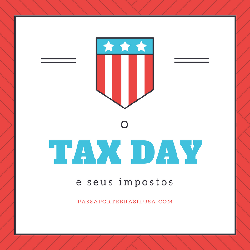 o que é o tax day nos EUA